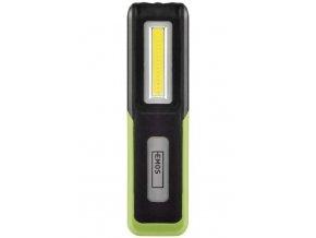 Nabíjecí svítilna LED P4530, 3 W COB + 3 W CREE | P4530