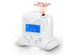 Digitální budík s projekcí času RM313PW