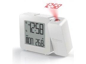 Digitální budík s projekcí času RM338PW PROJI
