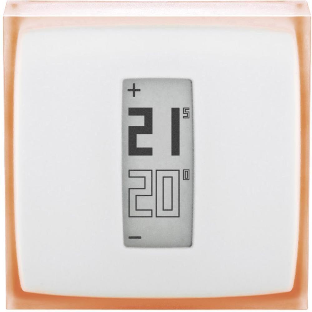 Bezdrátový termostat Netatmo NTH01-DE-EC, 7 až 30 °C, Wi-Fi