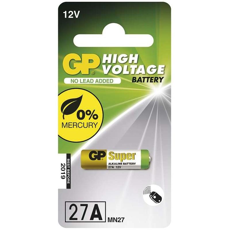 Emos Alkalická speciální baterie GP 27AF