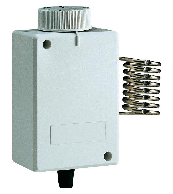 Perry Electric Průmyslový termostat prostorový +4 až +40 C, 1TCTB088