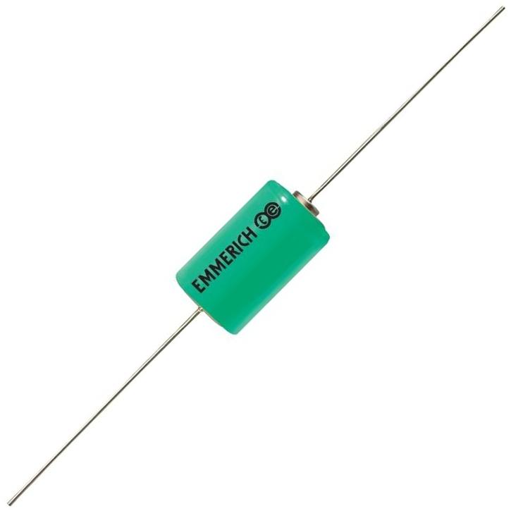 Emmerich Lithiová baterie 1/2 AA - 3,6 V - 1200 mAh - pájecí vývody