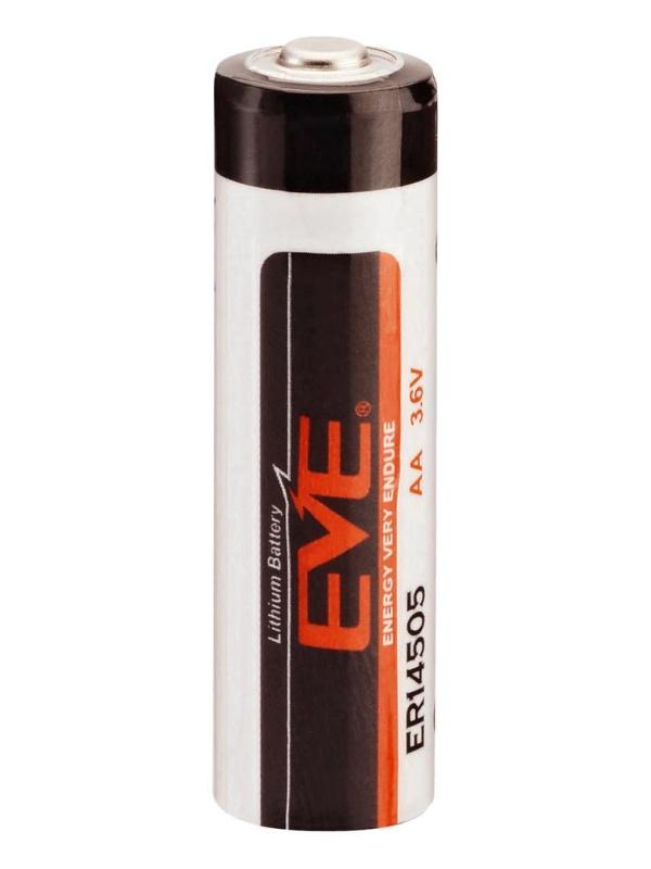 EVE Lithiová baterie velikosti AA - 3,6 V - 2600 mAh