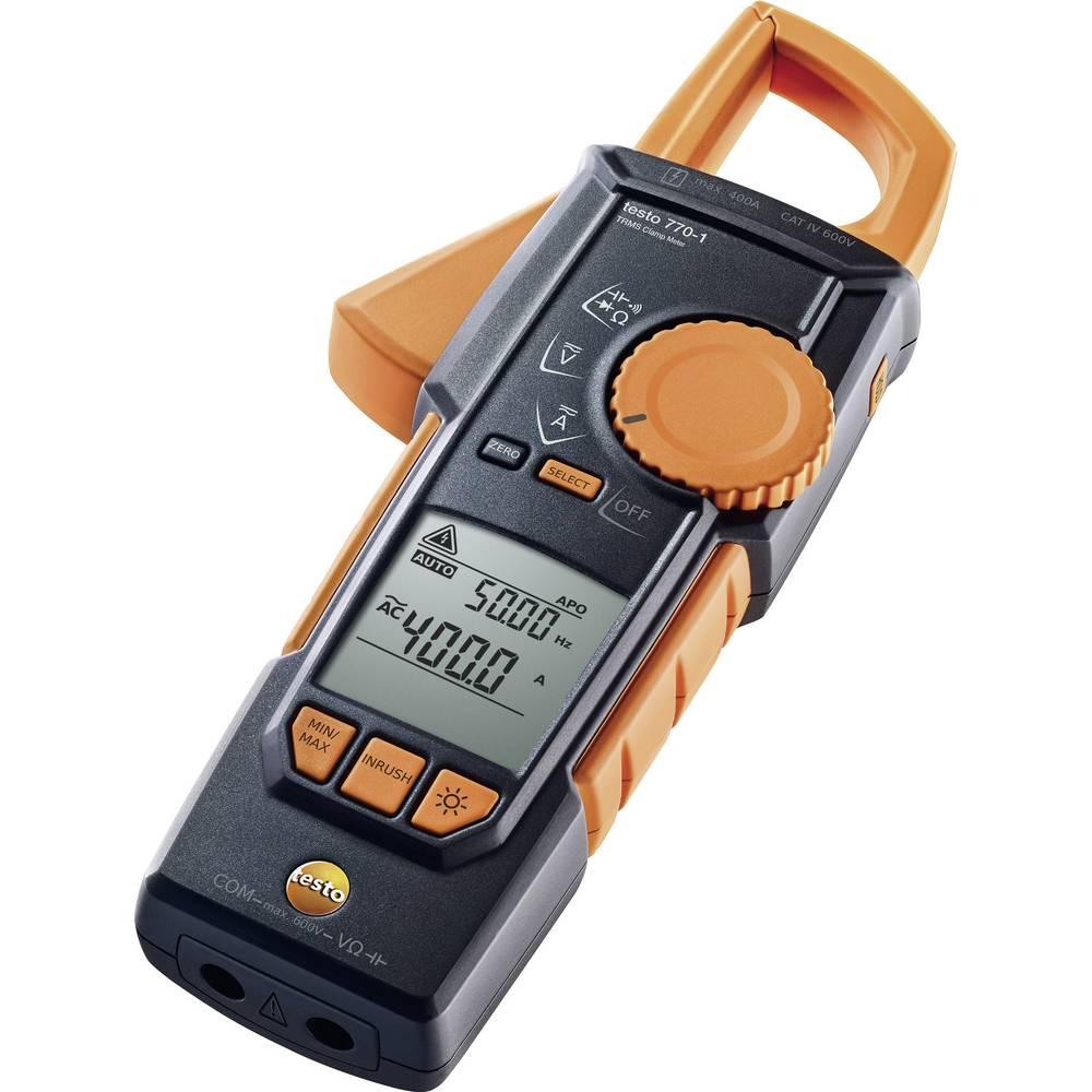 Klešťový multimetr testo 770-1
