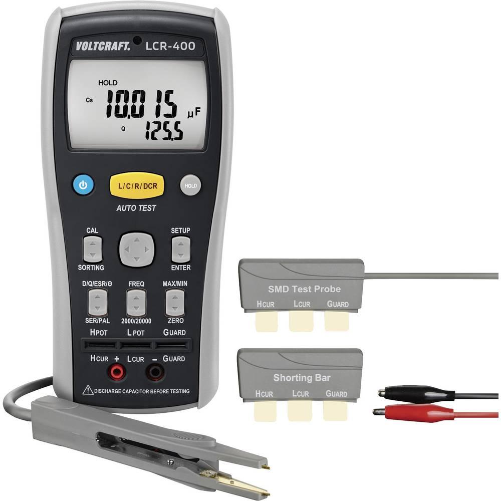 Digitální zkoušečka komponentů VOLTCRAFT LCR-400