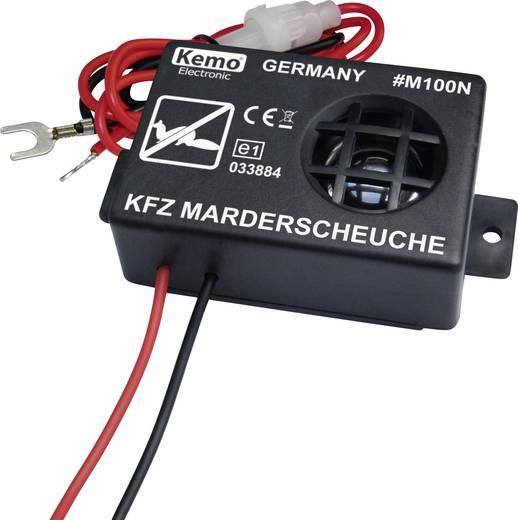 Kemo Electronic Odpuzovač kun do auta Kemo M100N