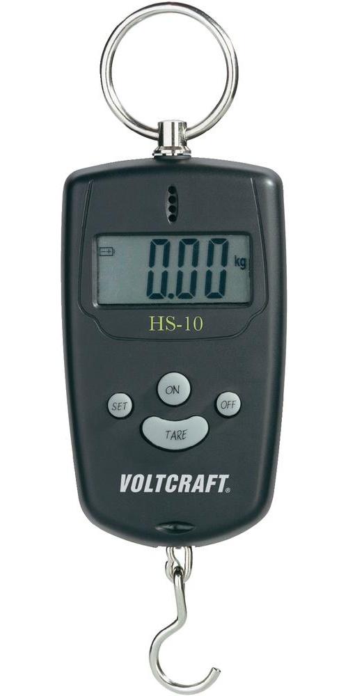 Voltcraft Digitální závěsná váha - MINCÍŘ HS-10L
