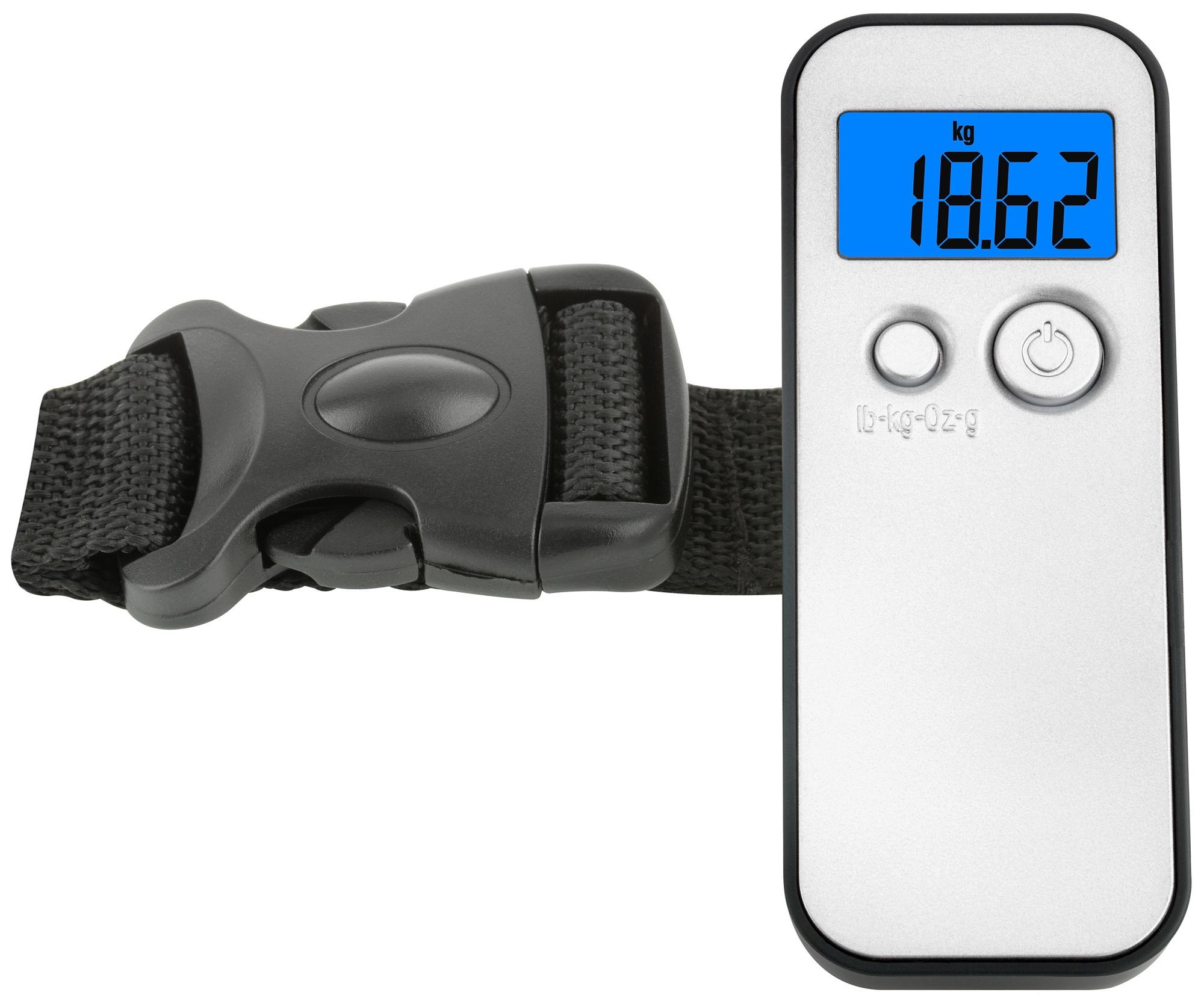 TFA Dostmann TFA 50.3000.54; Závěsná digitální váha na zavazadla do 40 kg