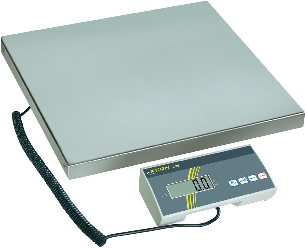 Digitální balíková váha KERN EOB 60K20L; 60 kg/20 g