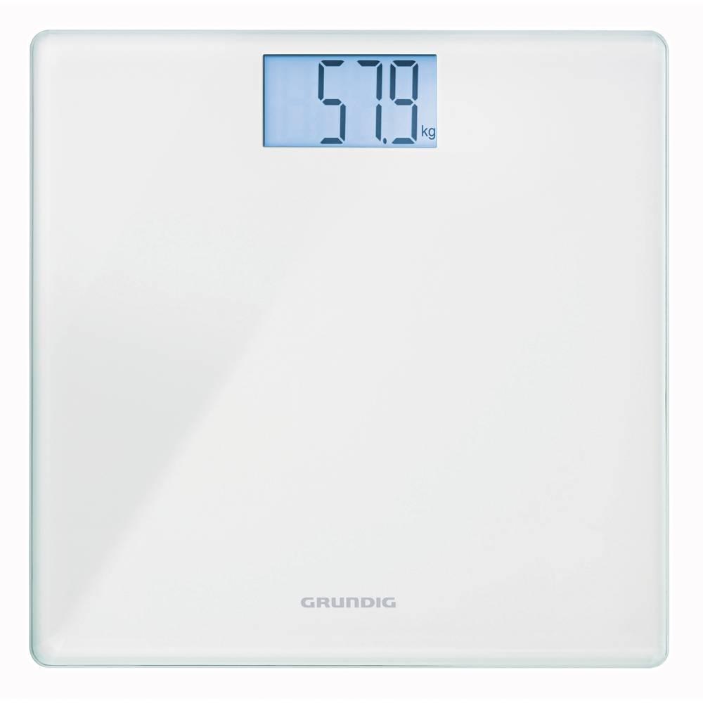 Grundig Osobní váha - digitální do 180 kg