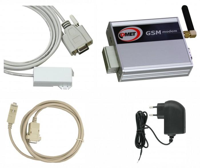 Comet Modem GSM/GPRS pro dataloggery pro bezdrátovou komunikaci přes GSM - sada