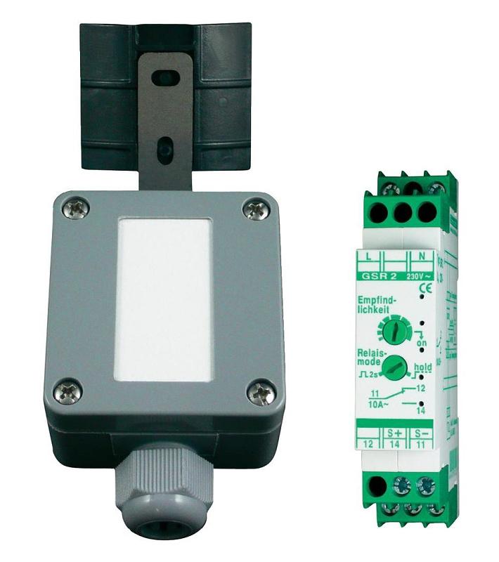 Kaiser Neinhaus Senzor deště detektor s nastavitelným relé