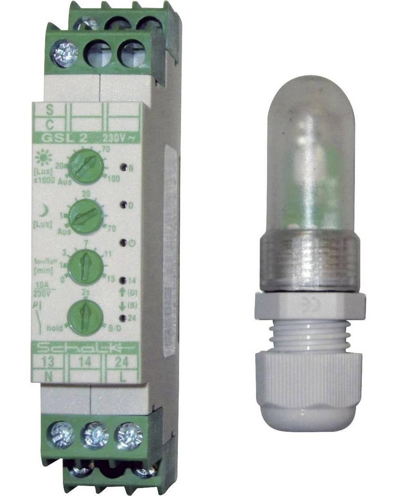 Kaiser Neinhaus Světelný senzor limitní s nastavitelným relé