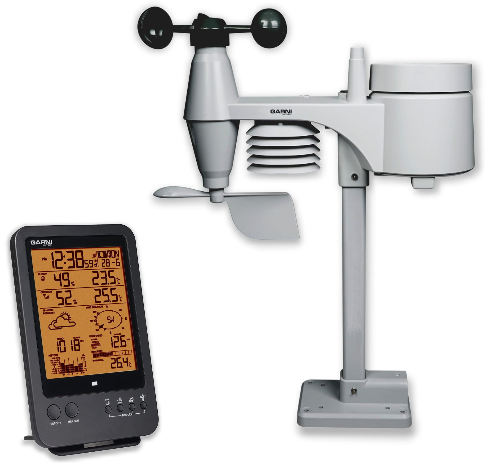 Garni technology Meteorologická stanice GARNI 735