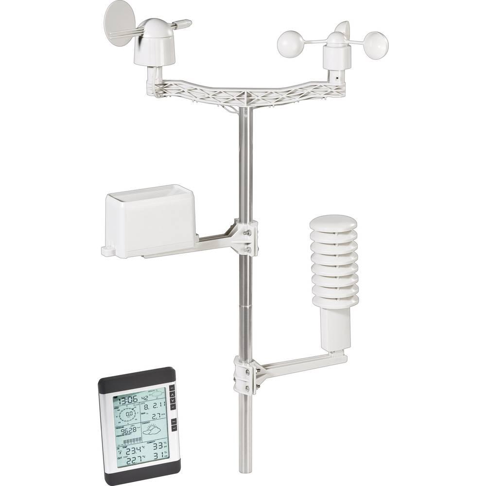 Conrad Bezdrátová meteostanice Professional USB WS-0101, max. dosah 100 m