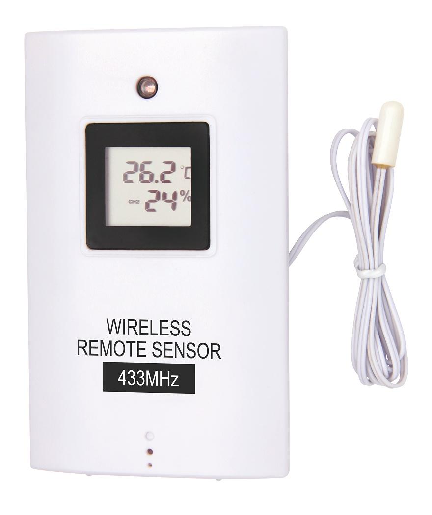 Emos Bezdrátové čidlo teploty a vlhkosti AOK-2011 pro meteostanici AOK-5018B, S627BS, IB303TR
