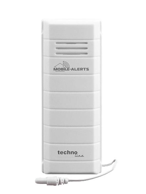 Techno Line Bezdrátové čidlo s kabelem pro měření teploty MOBILE-ALERTS MA10101