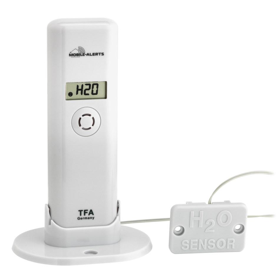 TFA Dostmann Bezdrátové čidlo teploty a vlhkosti s detekcí vody TFA 30.3305.02 pro WEATHERHUB