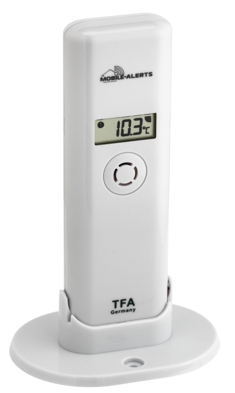 TFA Dostmann Bezdrátové čidlo teploty a vlhkosti TFA 30.3303.02 pro WEATHERHUB