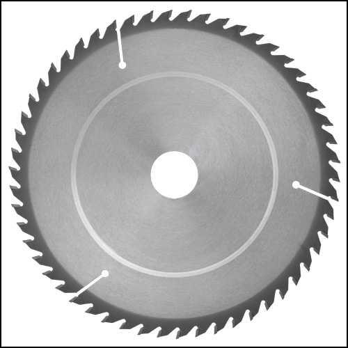 NOOK Pilový kotouč Ø 160 mm | 36 zubů | hřídel Ø 20 mm
