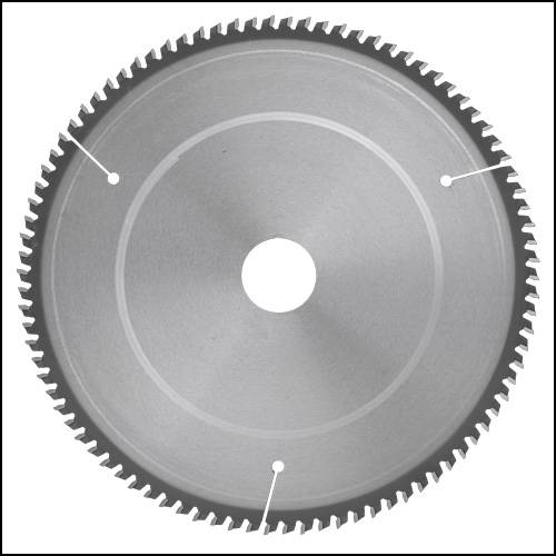 NOOK Pilový kotouč Ø 160 mm | 48 zubů | hřídel Ø 20 mm