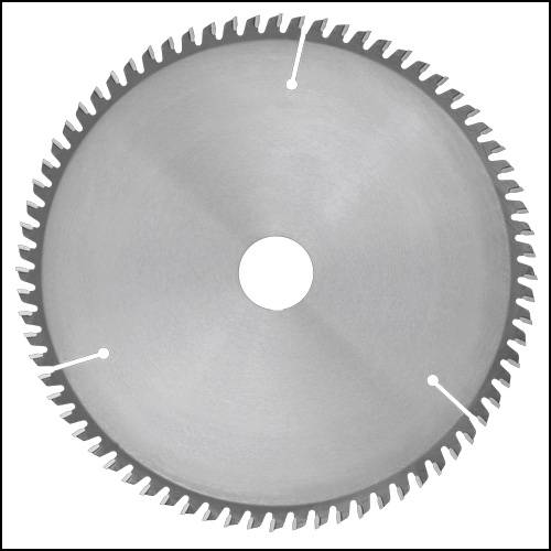 NOOK Pilový kotouč Ø 200 mm | 48 zubů | hřídel Ø 30 mm
