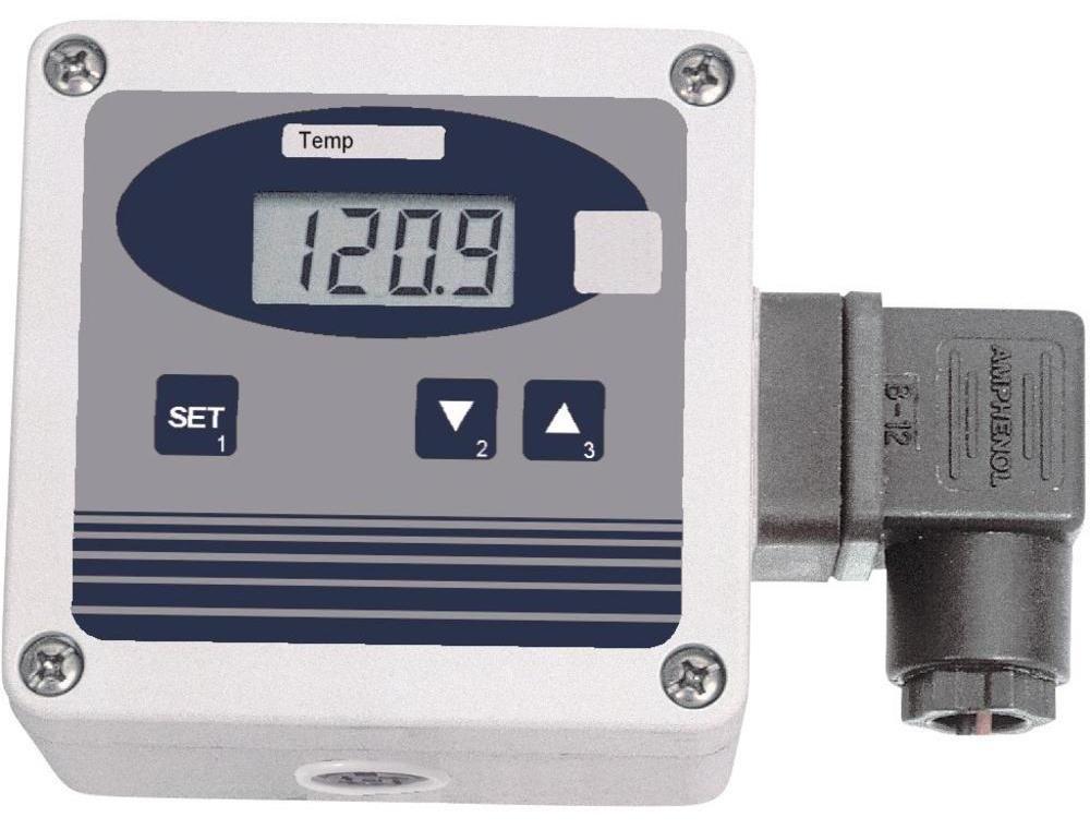 Greisinger GLMU 400 MP   Převodník měrné vodivosti včetně 4-pólové elektrody