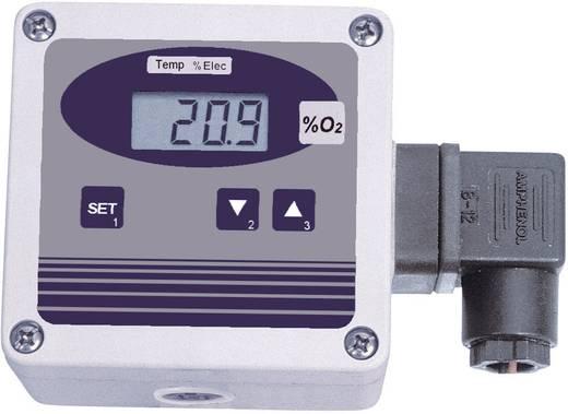 Greisinger OXY 3690 MP Převodník koncentrace kyslíku ve vzduchu včetně elektrody GGO370/MU