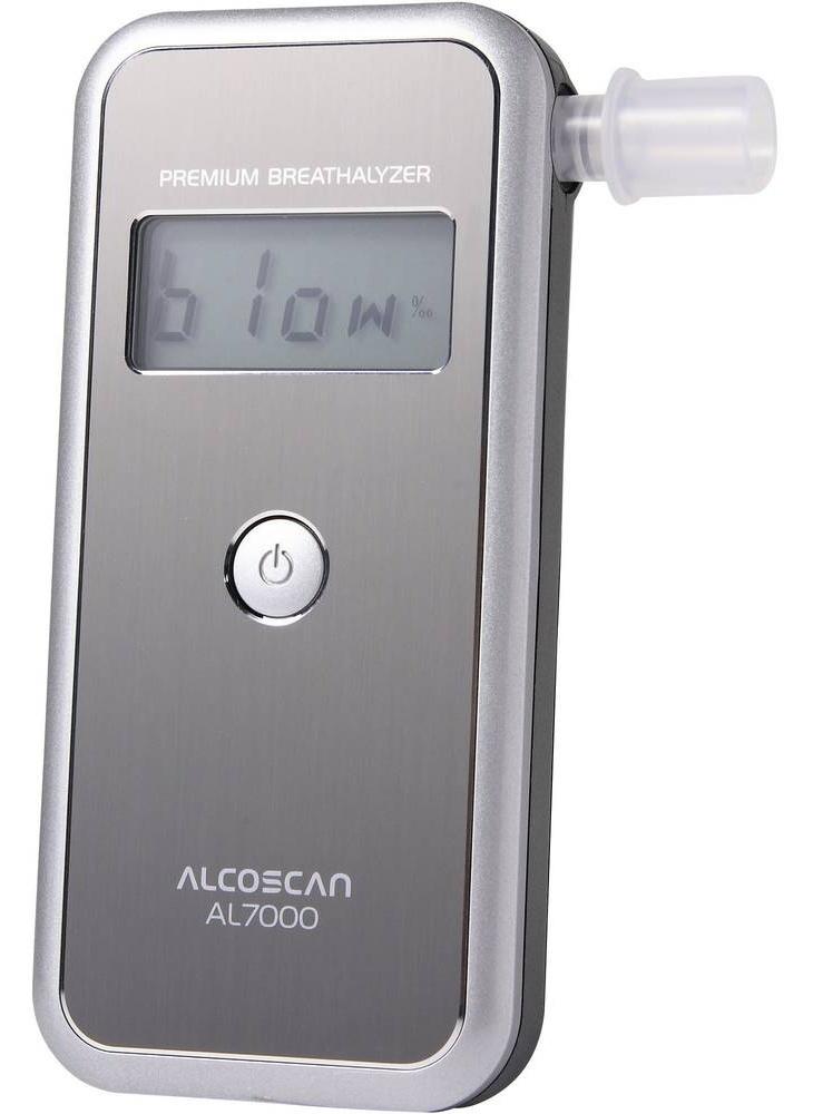 ACE Instruments Alkohol tester - AL 7000®, měřicí rozsah alkoholu (max.)=4 ‰, stříbrný