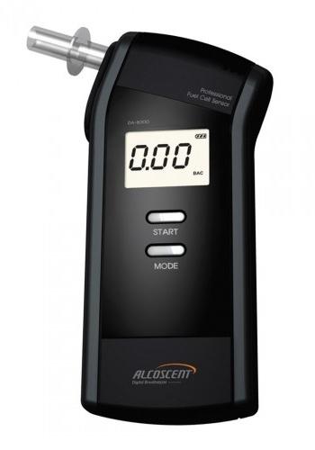 JL Digital Alkohol tester - DA 8000®