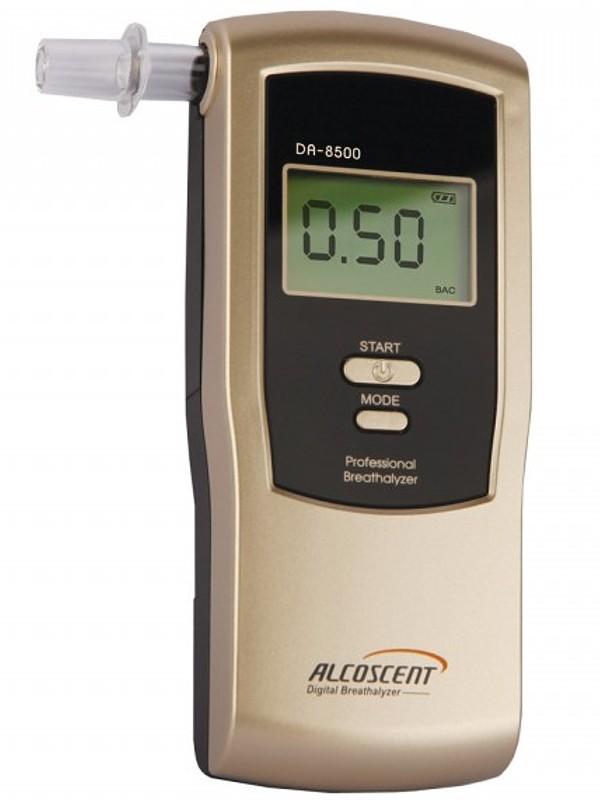 JL Digital Alkohol tester - DA 8500®