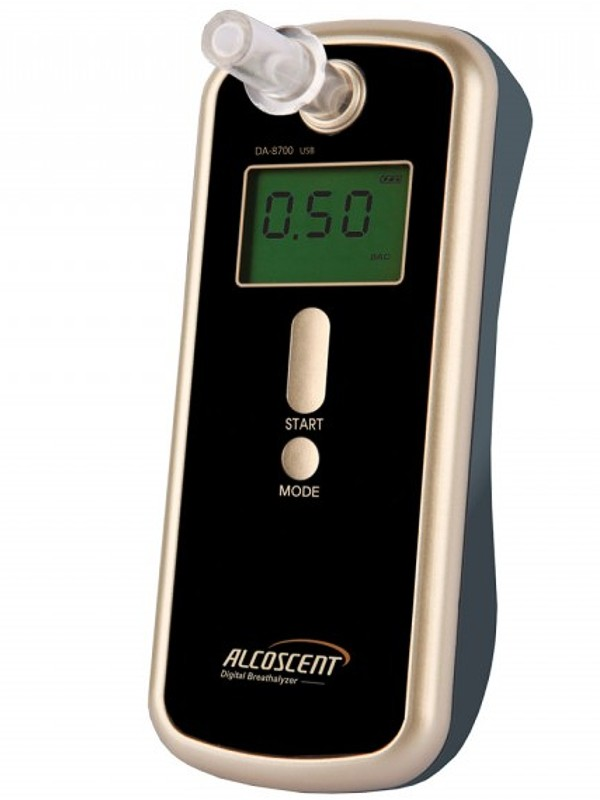 JL Digital Alkohol tester - DA 8700® USB