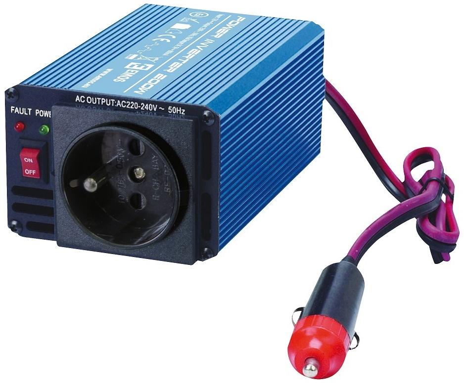 Emos Měnič napětí do auta 12V/230V, 200W, CARBOOST 200, N0031