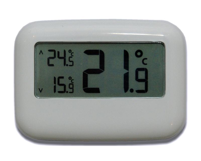 TFA Dostmann Digitální chladničkový teploměr MIN-MAX, TFA 30.1042