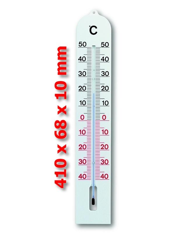 TFA Dostmann VELKÝ indoor outdoor teploměr - lihový TFA 12.3005
