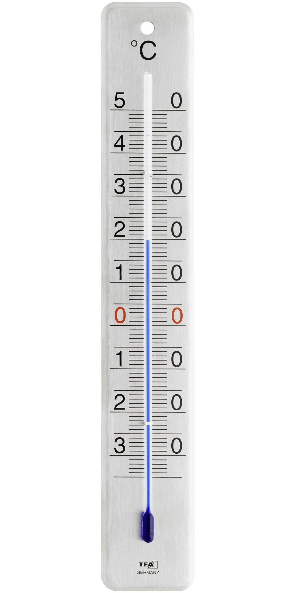 TFA Dostmann Kapalinový nerezový teploměr TFA 12.2046.61