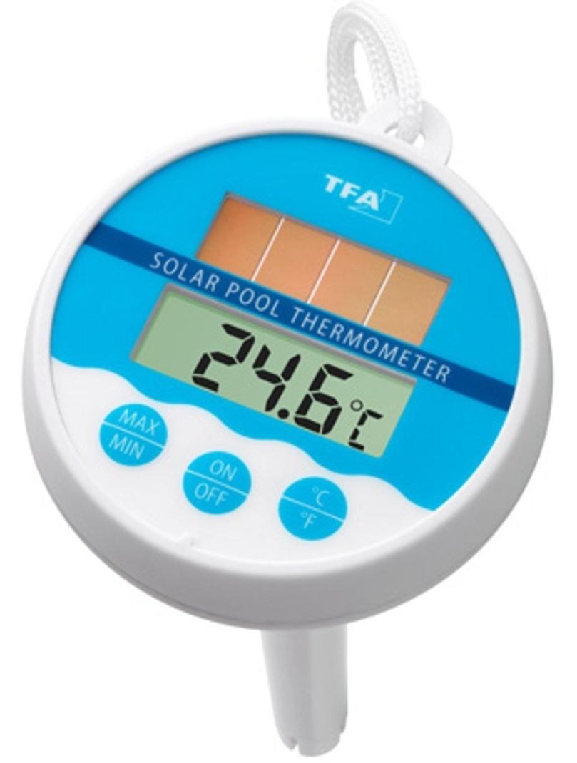 TFA Dostmann Solární bazénový teploměr TFA 30.1041