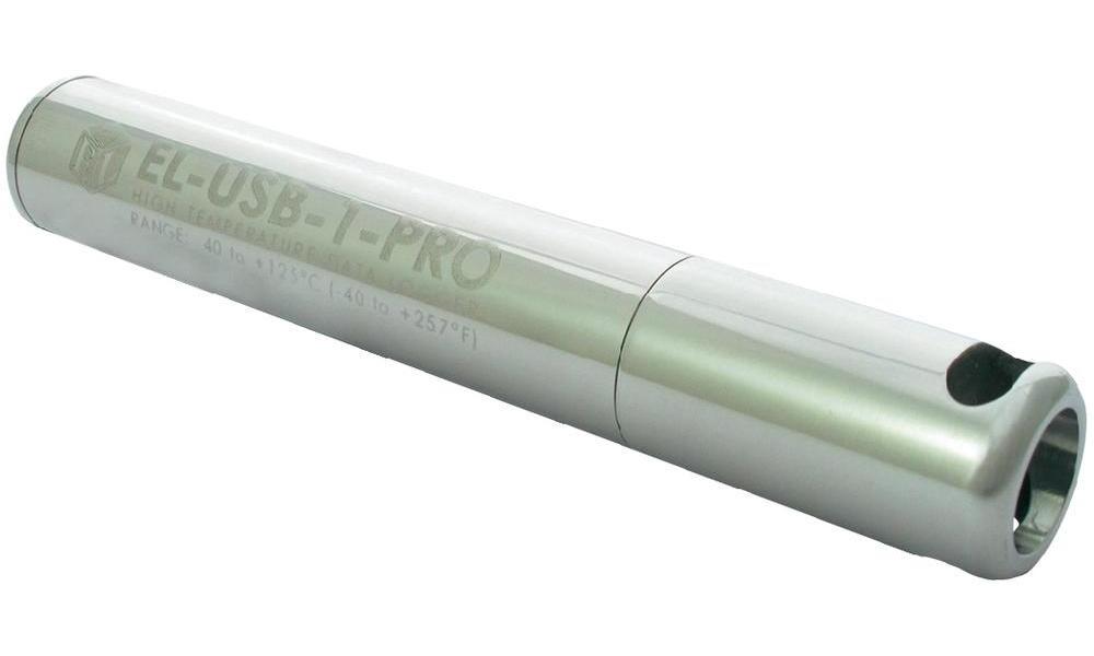 Lascar Electronics Vodotěsný teplotní datalogger EL-USB-1-PRO, -40 až +125 °C, IP67