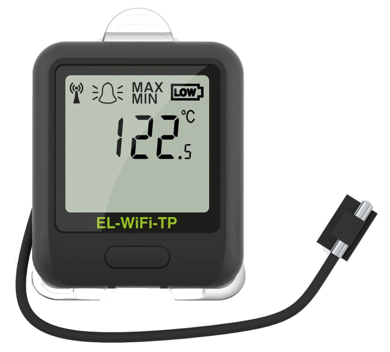 Corintech WiFi teplotní datalogger s externím čidlem WiFi-TP