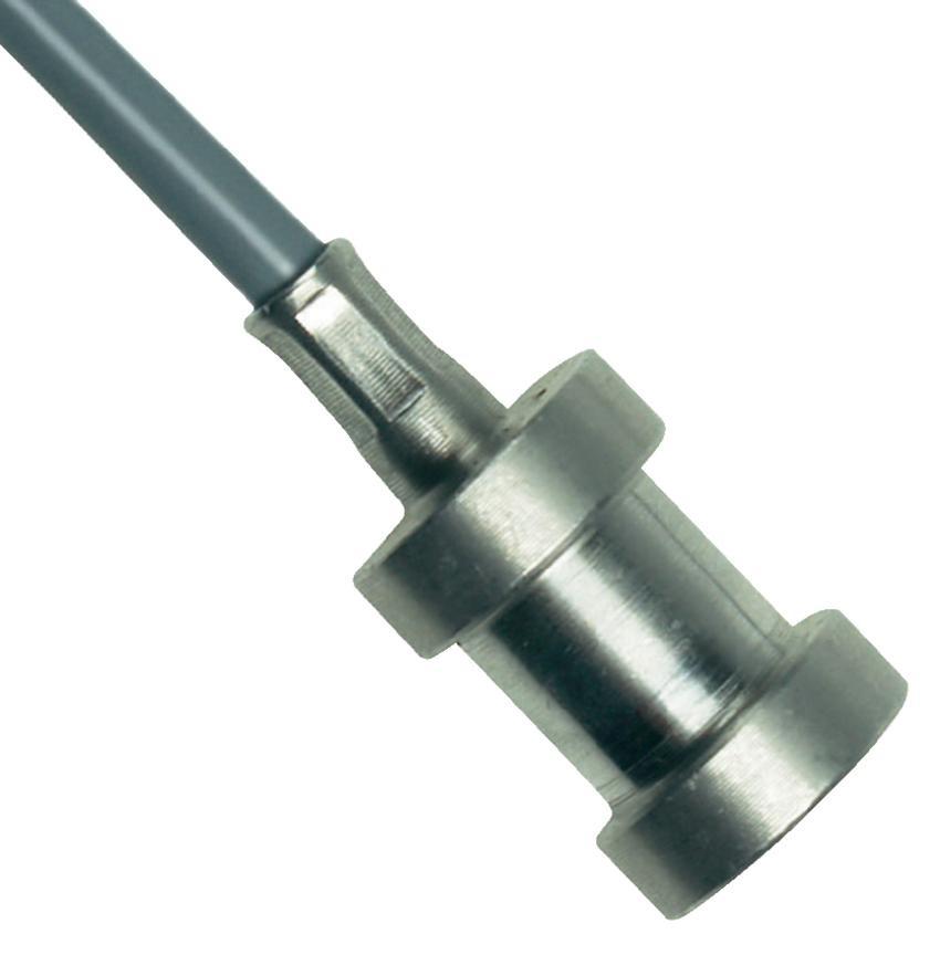 B & B Thermotechnik Trubkové teplotní čidlo 1x PT100, -10 až +105 °C