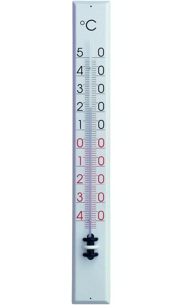TFA Dostmann Nástěnný teploměr - lihový TFA 12.2015, 805 x 104 mm