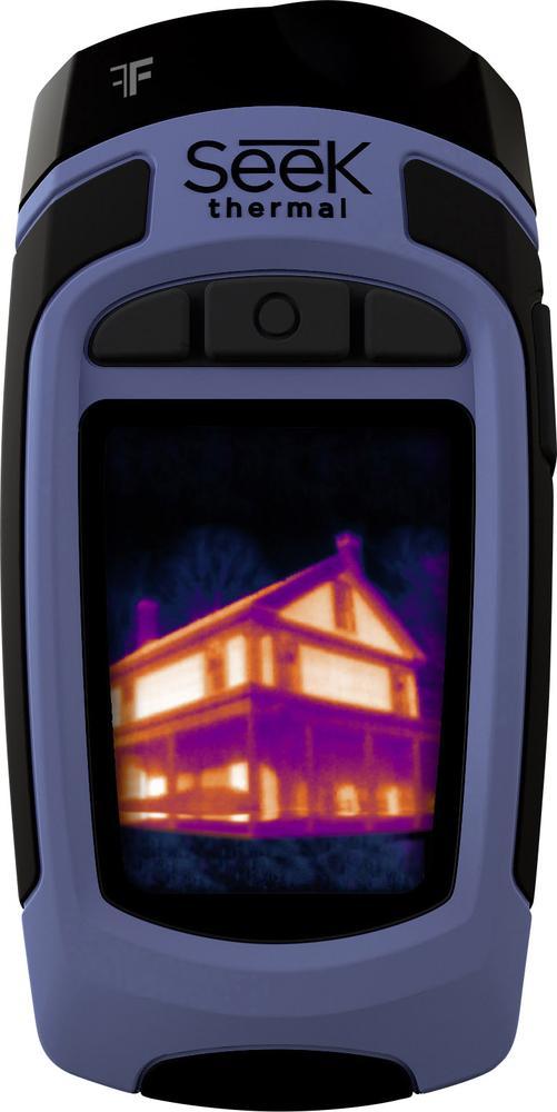 Termokamera Seek Thermal Reveal FF (Fast Frame); -40 do 330°C; 206×156 pix; 19 Hz