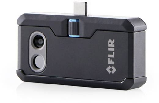 Termokamera FLIR ONE PRO Android MicroUSB, -20 až +400 °C, 160×120 pix, 8.7 Hz