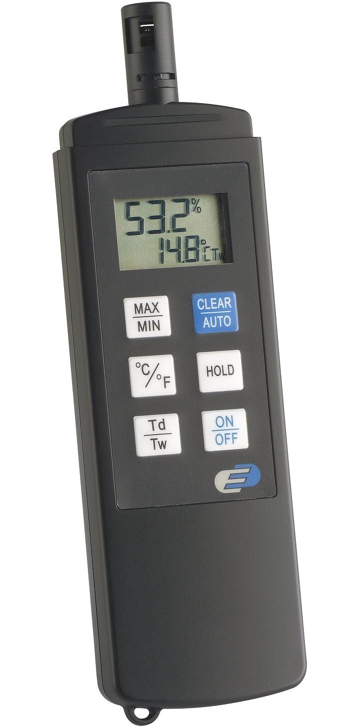 TFA Dostmann PROFI digitální vlhkoměr a teploměr Dewpoint Pro TFA 31.1028
