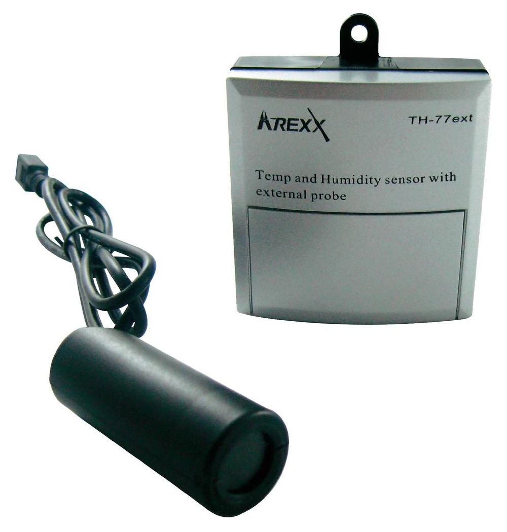 Arexx Bezdrátové čidlo teploty a vlhkosti TSN-TH77EXT