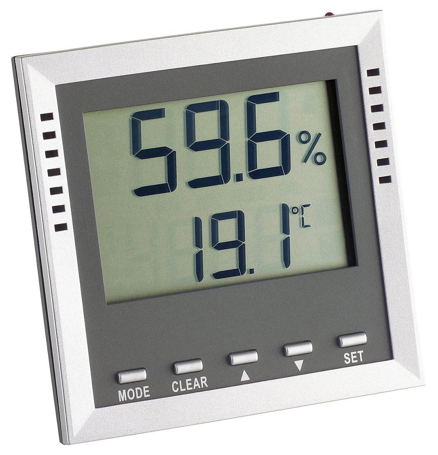 TFA Dostmann Digitální vlhkoměr a teploměr TFA Klima Guard 30.5010