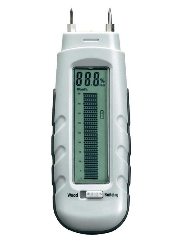 Měřič vlhkosti dřeva a stavebních materiálů Voltcraft FM-200