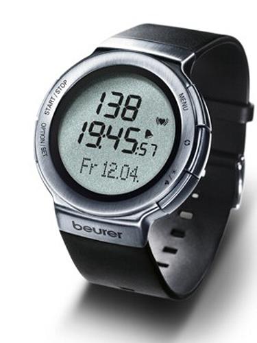 Beurer Sportovní hodinky s měřením srdečního tepu PM80