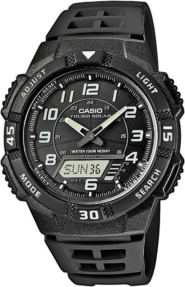 Analogové hodinky Casio AQ-S800W-1BVEF černé 188d226f93